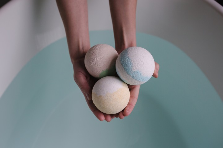 "IDC IDC: BATH BOMBS WILL NUKE YOU ""DOWN THERE"""